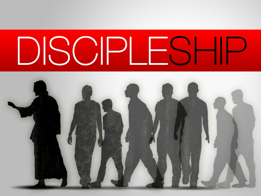 What Does It Take To Make A Disciple?