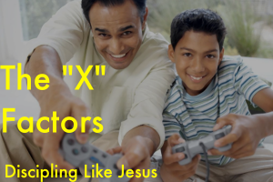 The x Factors Discipleship Pic