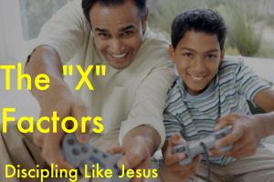 The x Factors Discipleship Pic