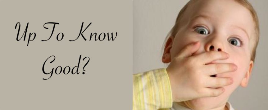 Up To KnowGood?