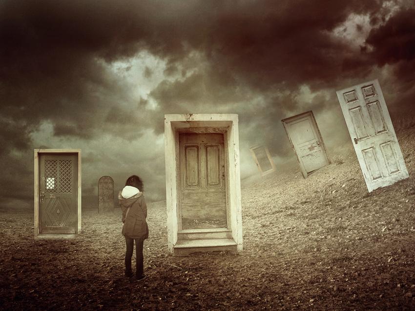 Devotionals For Leaders: ClosedDoors