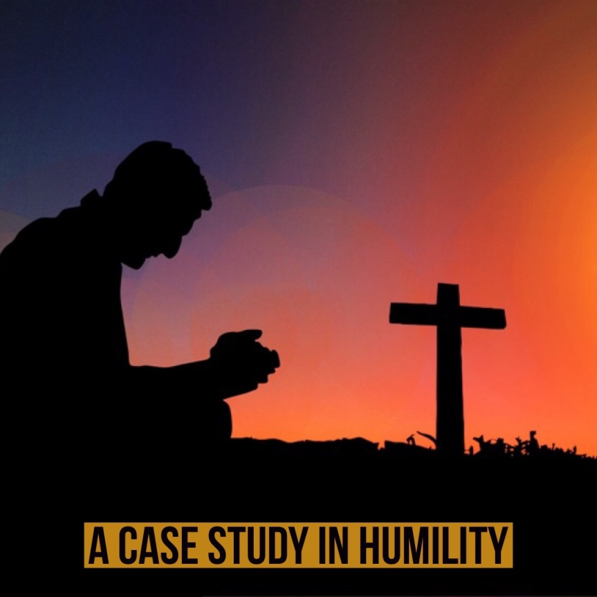A case study inhumility