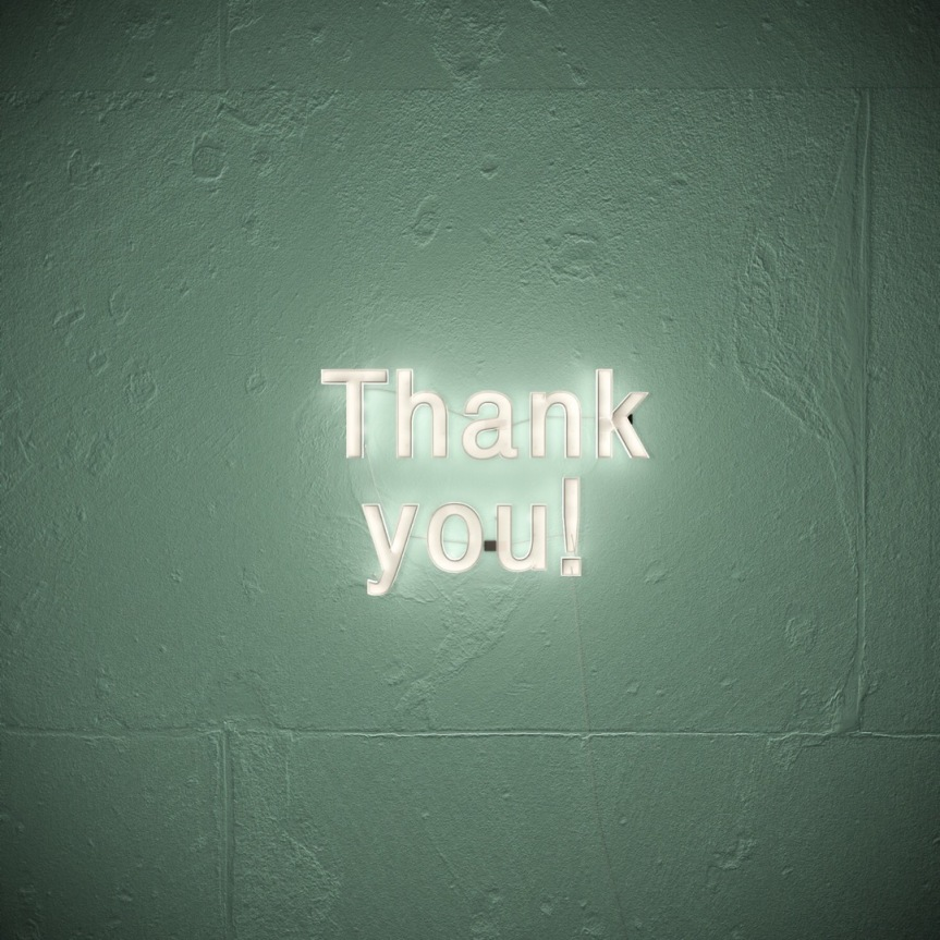 """""""Thank You"""" goes a longway."""