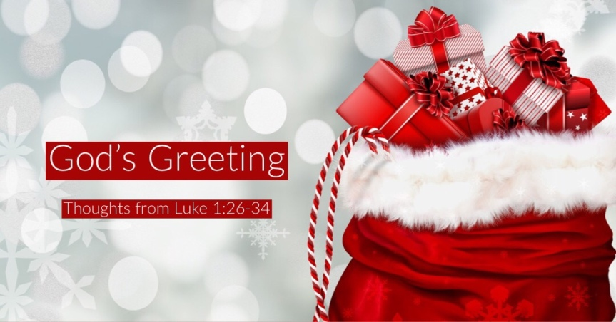 God's Greeting