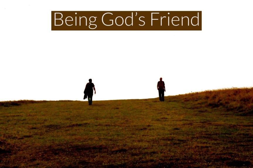 Being God's Friend
